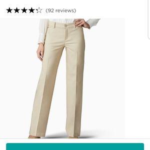 Womens Beige Pants